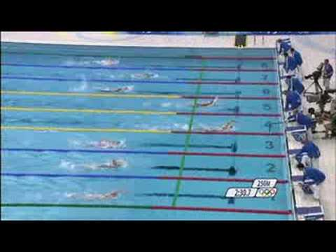 Swimming - Women's 800M Freestyle Final - Beijing 2008 Summer Olympic Games