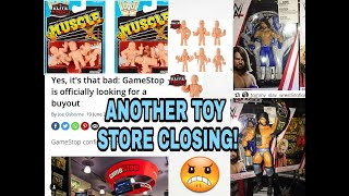 NEW WWE FIGURES HITTING STORES! ANOTHER TOY RETAILER CLOSING DOWN!