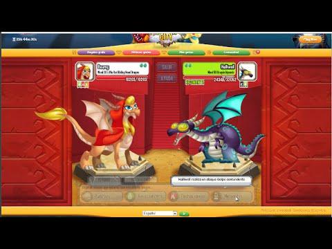 Dragon City Dragon Caperucita Roja