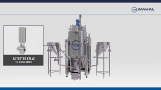Vacuum Homogenization System : Vacuumizer | Wahal Engineers