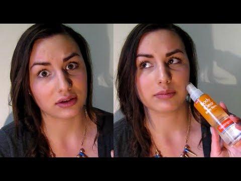 REVIEW: Acne Body Spray!