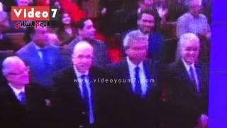 بالفيديو.. قس كنيسة قصر الدوبارة يحيى حضور احتفالية عيد الميلاد