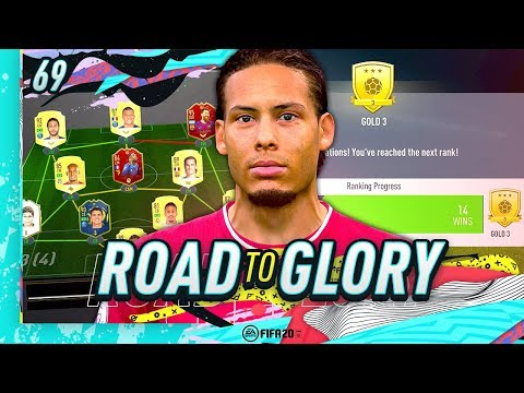FIFA 20 ROAD TO GLORY #69 - HE HAD RED MESSI!