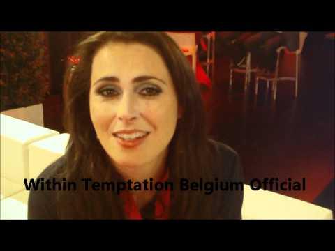 Sharon Den Adel en Ruud Jolie voor de Belgische fans!