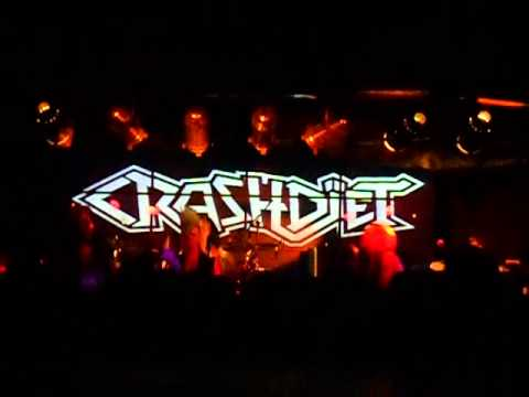 Crashdiet @ Rock Planet In Cervia May 18, 2013 - Encore 4 Out of 6