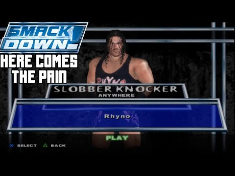 nL Live - Slobber Knocker Mode! [WWE SmackDown! Here Comes The Pain]