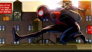 Miles Morales - This song saved my life