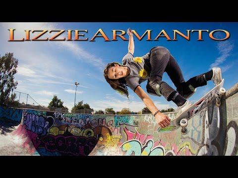 "Lizzie Armanto's ""Fire"" Teaser"