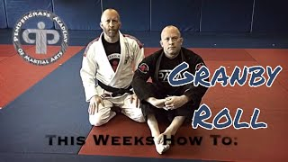This Weeks How To:  Granby Roll - PAMA BJJ Wake Forest NC