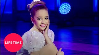 "Dance Moms: Mackenzie Performs ""Cry"" at the Reunion Special (Season 4 Flashback) 