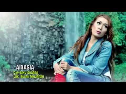 Lagu Batak Terbaru Bulan Panjaitan - Air Asia