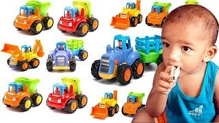 Naughty boy playing with toys video for kids B Toys I cartoon toys game