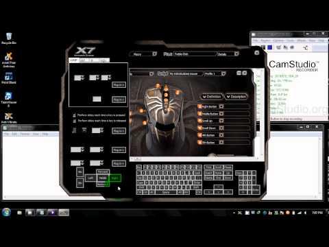*[TUTOR]  Jendral-PeranG  Setting Mouse Macro X7-747H Part II