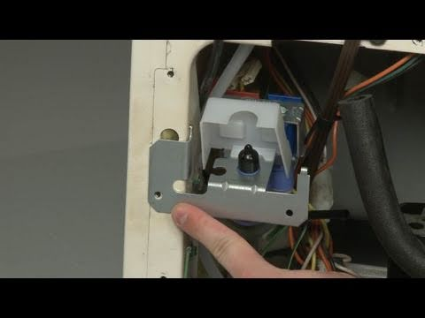 Water Inlet Valve Replacement (part #WR57X10032) - GE Refrigerator Repair