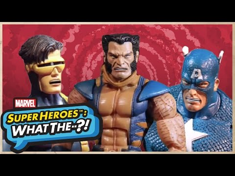 Marvel Super Heroes: What The--?! Avengers vs. X-Men Part 1