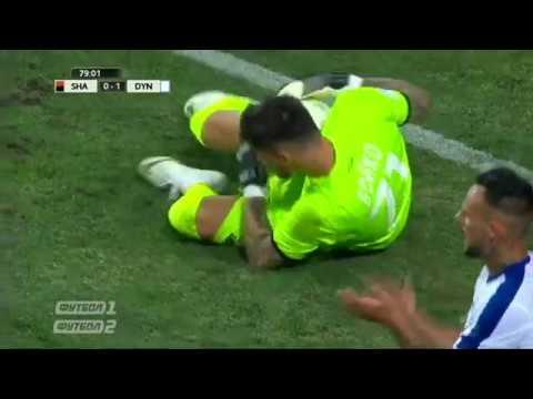 Эксклюзивный сюжет о матче Суперкубка Украины Шахтер - Динамо