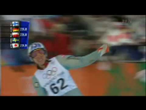 Funaki, Kazuyoshi - 132.5m - Nagano 1998 [16:9]