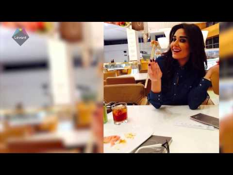 Access A-List - Cyrine Abdel Nour and Khaled Selim behind the scenes