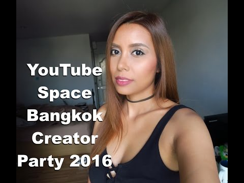 YouTube Space Bangkok Party 2016