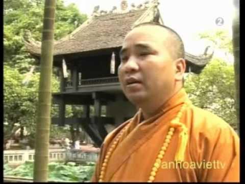 Vãng cảnh chùa Một Cột (chùa Diên Hựu - Hà Nội)