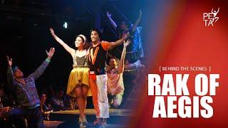 Rak of Aegis song rehearsals