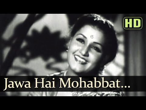 Jawan Hai Mohabbat Haseen - Noor Jehan - Anmol Ghadi - Bollywood...