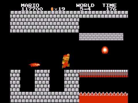 Super Mario Bros - Vizzed.com Play - User video