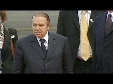 Algeriens Präsident Bouteflika strebt Wiederwahl an