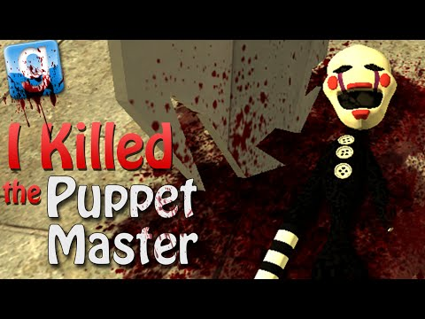 Garry's Mod I KILLED PUPPET MASTER! (Five Nights At Freddy's 2 Animatronics)
