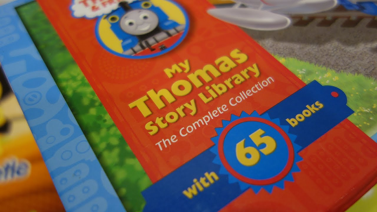 Thomas Story Library Ultimate Collection 書【thomas Story Library