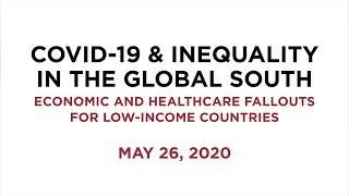 COVID-19 and Inequality in the Global South