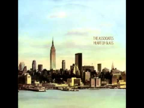 The Associates - Heart Of Glass (Blondie Cover)
