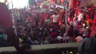DJAbir THESHEQ Live & Exclusive @ Bijoya Doshomi Kalimondir Siddeshwari