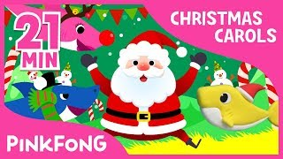 2017 Christmas Carols Compilation   Christmas Carols   +Compilation   Pinkfong Songs for Children