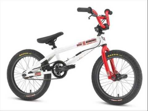 Redline Bmx Freestyle Bikes Of 09 Youtube