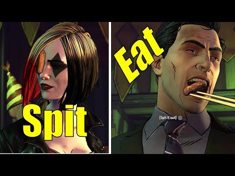 Eat or Spit Out the Steak -All Dialogues- The Enemy Within Episode 5 Same Stitch
