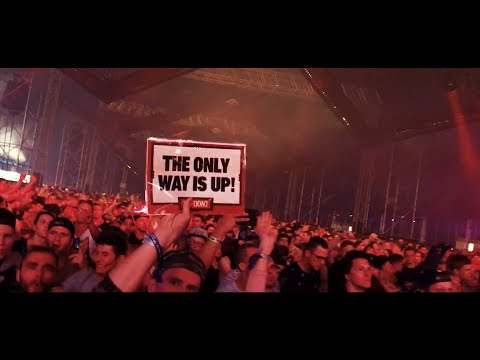 Bass Chaserz Feat. Diesel - The Only Way Is Up (Official Video Clip)