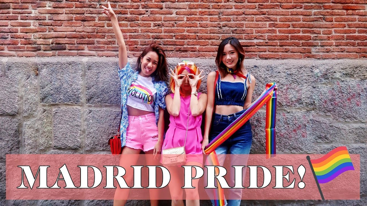 World Pride in Madrid 2017 | Laureen Uy