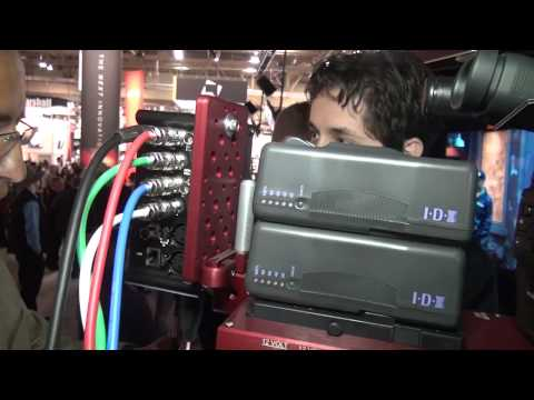 NAB 2012  - Canon C500