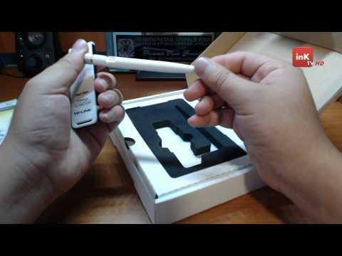 Zona Tek: TP-Link 150Mbps High Gain Wireless USB Adapter TL-WN722N (Ubx & Rev) - inKTV HD