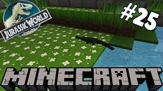 Jurassic World Minecraft #25 - One Giant Croc