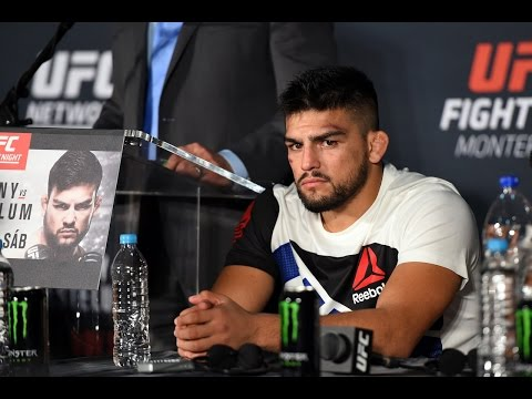 UFC Fight Night Fortaleza: Post-fight Press Conference