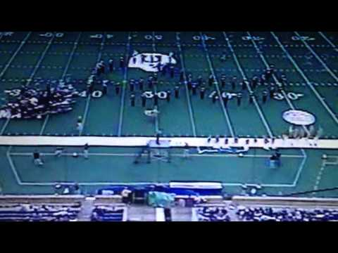 Wayne County High School Marching Band 2004