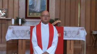 Wielkanoc 2009- życzenia- ks. Sebastian Gacki