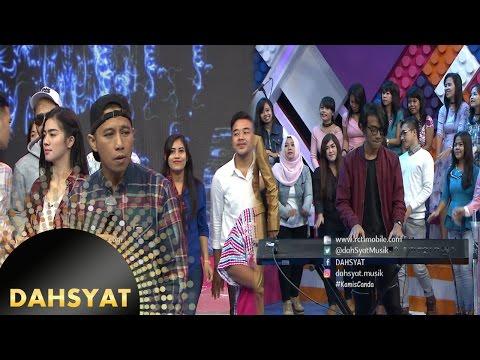 Asiknya Beat Lagu 'Menghilanglah Denganku' Osvaldorio ft Indra Prasta [Dahsyat] [8 Des 2016]