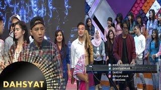 Asiknya Beat Lagu `Menghilanglah Denganku` Osvaldorio Ft Indra Prasta Dahsyat 8 Des 2016