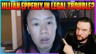 Jillian Epperly (JillyJuice) in Legal Trouble?
