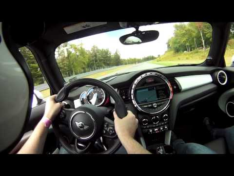 2015 MINI Cooper S TRACK TEST