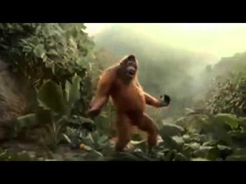 bhootnath return song in monkey version