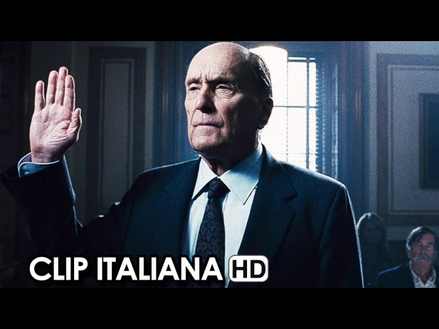 The Judge Clip Ufficiale Italiano 'Smettila di fissarmi' (2014) - Robert Downey Jr. HD